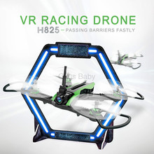 2019 Newest H825 5.8G VR Racing FPV Drone with Camera 55Km/h High Speed wind Resistance Quadcopter RTF wihtout VR Glasses