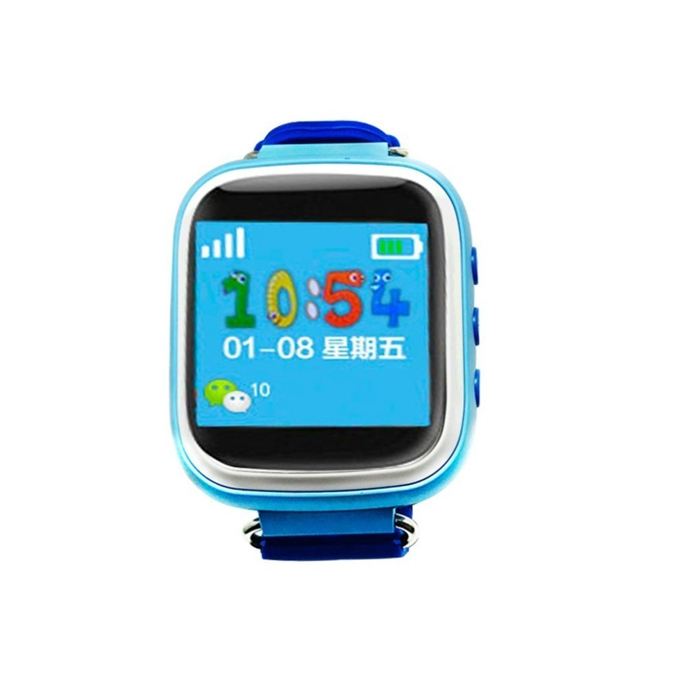 Q80 GPS Children Smart Watch Wristwatch SOS Call Location Device Tracker Anti Lost Kid Safety Monitor Baby Gift drop ship