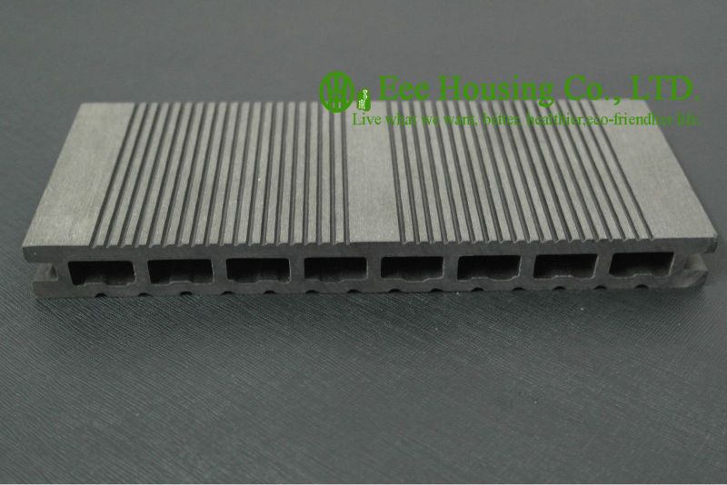 Anti-moisture  Outdoor WPC Decking For Pool,Easy Installation,Low Maintenance,wood Plastic Composite Deck Floor