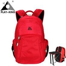 Outdoor Backpack PLAYKING Beach Chair Backpack Sport Bag Man Travel Bags Folding Stool Backpack Waterproof Fishing Mochila