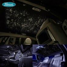 Maykit многоцветные автомобильные потолочные светильники с 16 Вт Rgb Led мини-проектор 288 шт. 3 м волокна для 3*3 м для Сатурна Астра Звездная крыша