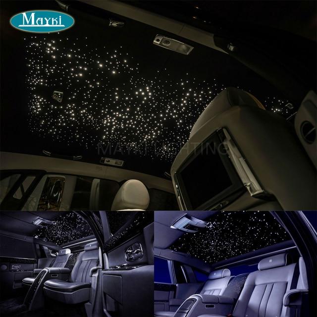 Maykit Multi Couleur De Voiture 201 Toiles Plafond Avec 16 W