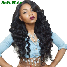 Soft hair bella dream Indian hair body wave Top Quality Cheap Indian Body Wave Hair 3 pcs/ bundles lot 100% Human Hair Natural