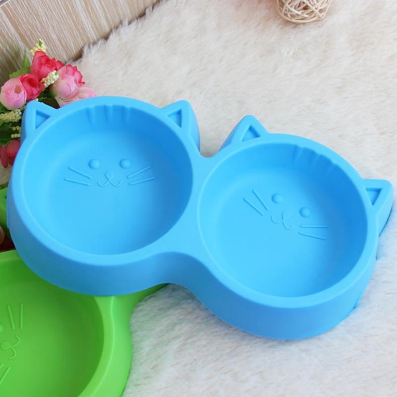 Produk Hewan Peliharaan Plastik Kucing Wajah Mangkuk Hewan Peliharaan - Produk hewan peliharaan - Foto 3