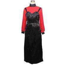 Новинка 2017 года; стильное платье Сейлор Мун маленькая леди Serenity Чиби США Косплэй костюм
