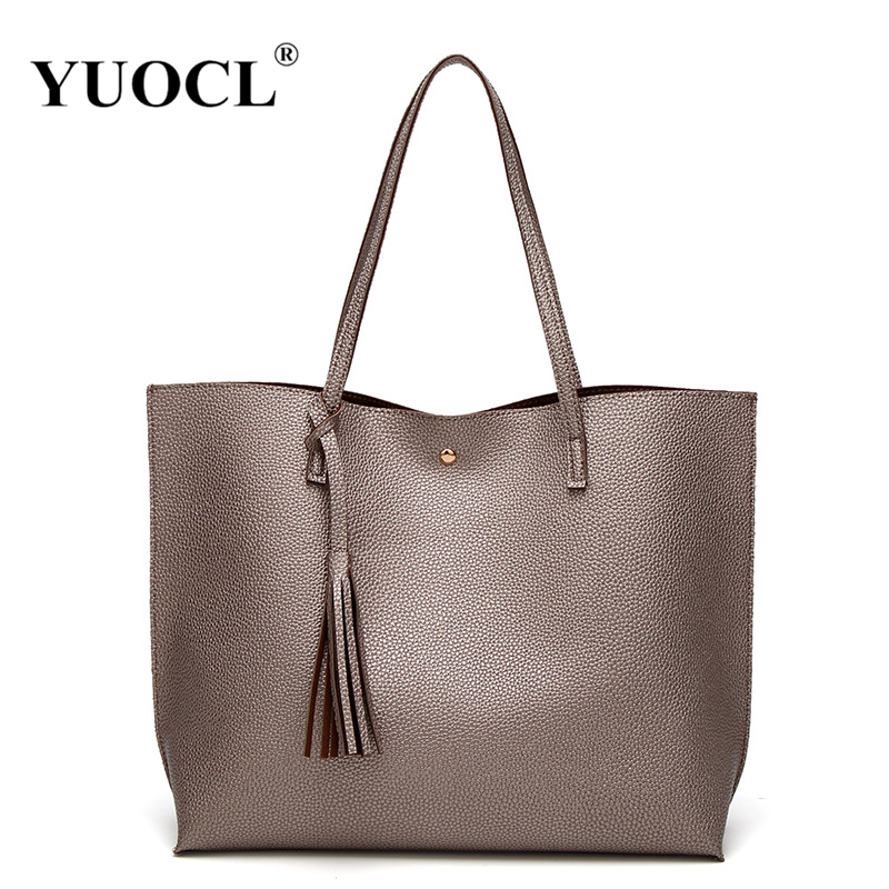 luxury leather handbags women messenger bags designer for 2018 famous  brands tote shoulder bags bolsa feminina sac a main mujer-in Shoulder Bags  from ... 8d1023f3d7
