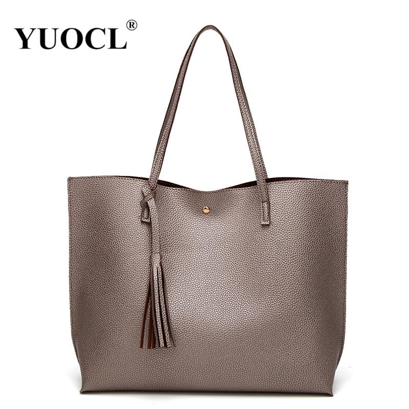 luxury leather handbags women messenger bags designer for 2018 famous  brands tote shoulder bags bolsa feminina sac a main mujer-in Shoulder Bags  from ... 439247c7cd