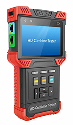 hd combine tester TVI AHD IP Camera Tester, Multifunction 4-in-1 Tester, CCTV HD Combine Tester