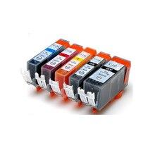 PGI-125 CLI-126 Ink Cartridge For Canon PGI125 CLI126 For Canon IP4810 IP4910 IX6510 MG6110 MG5210 MG6210 MG5310
