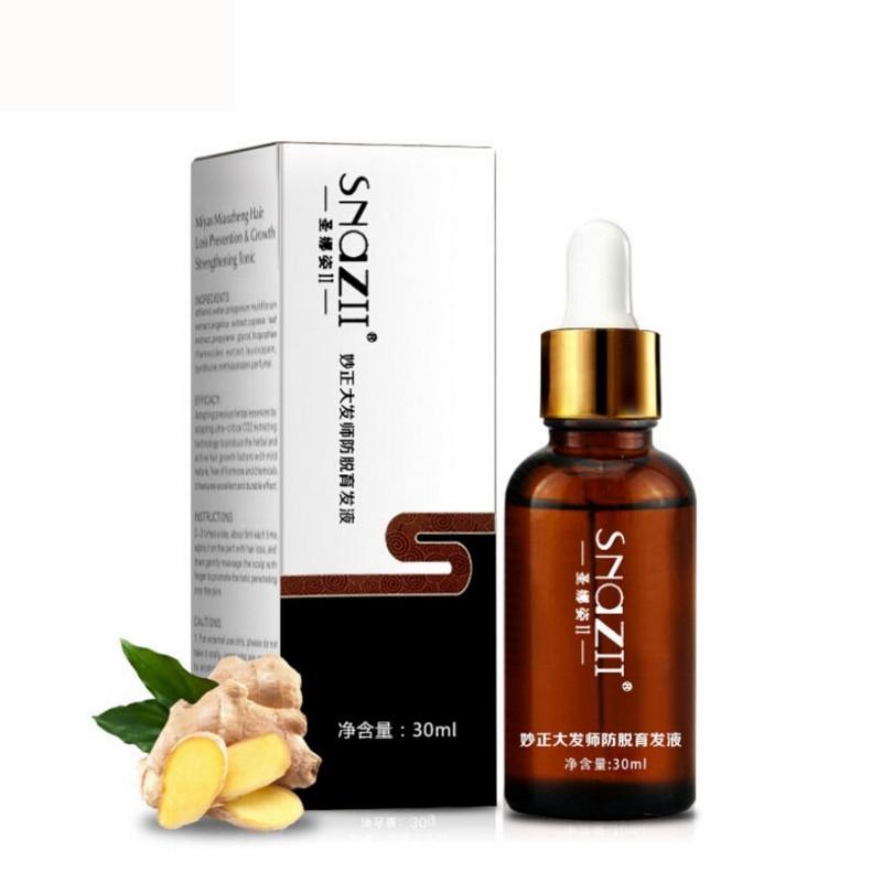 30ml Liquid Hair Care Growth Essence Hair Loss Products Hair Thickening Fibers F
