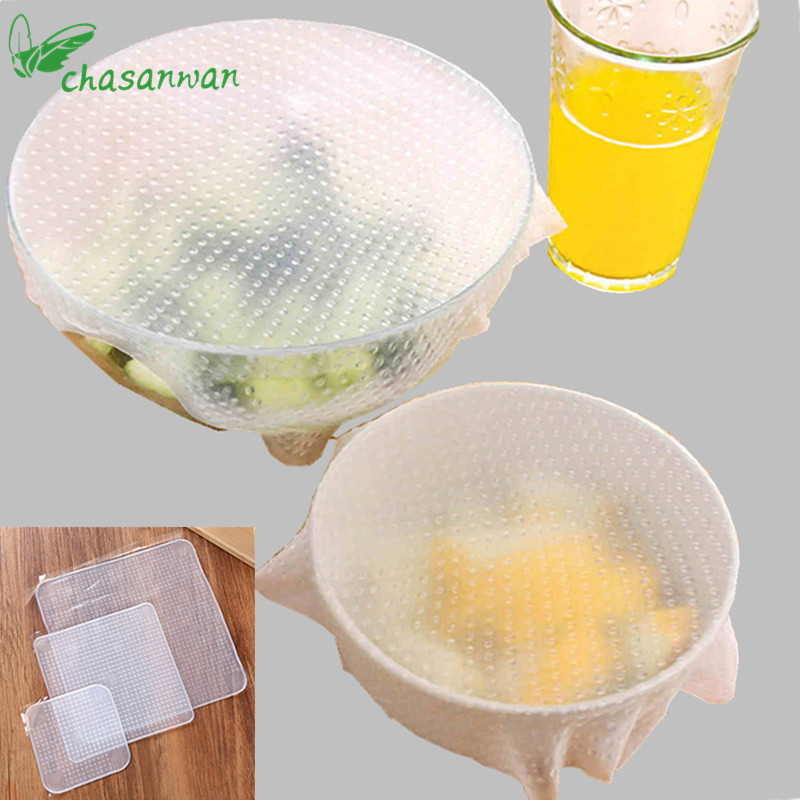 CHASANWAN 1Pcs Silicone Food for Kitchen Gadget Goods