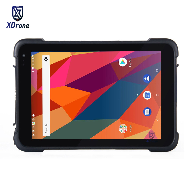 2019 Original KT86 IP67 Rugged Waterproof Tablets PC phablet Android 8.1 8 Quad Core Shockproof Handheld mini Computer GPS NFC