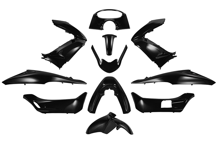 For HONDA PCX125 JF28 Motorcycle scooter paint Full body fairing ABS plastic full sets fit Fairings