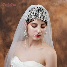 YouLaPan HP238 Bride hair accessories rhinestone Headpieces jewelry for women Tiaras and crowns wedding bridal hair accessories