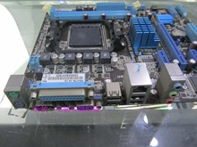 Free shipping 100% original Desktop motherboard for Asus M5A78L-M LX3 PLUS Integrated graphics DDR3 AM3+ mainboard