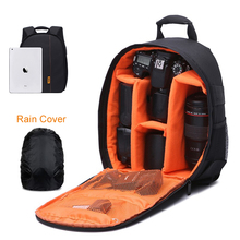 Caden Pattern DSLR Camera Bag Backpack Video Photo Bags for Camera D3200 D3100 D5200 D7100 Small Compact Camera Backpack