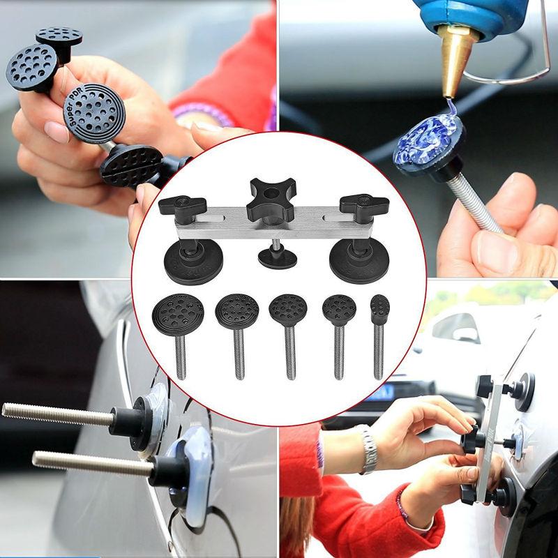 Nástroje PDR Paint Paint Car Dent Repair Tool Dent Removal Dent - Sady nástrojů - Fotografie 3