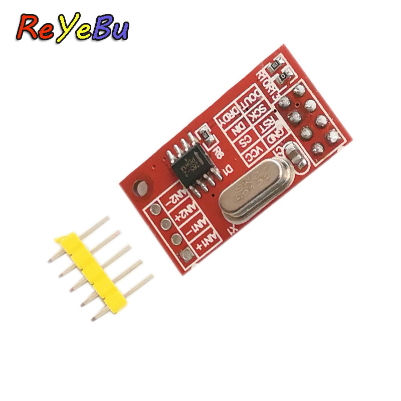 Air Conditioning Appliance Parts Home Appliances Cheap Sale Ads1256 24 Bit Ad High Precision Acquisition Module Labview Stm32f103c8t6 Ad Module Long Performance Life
