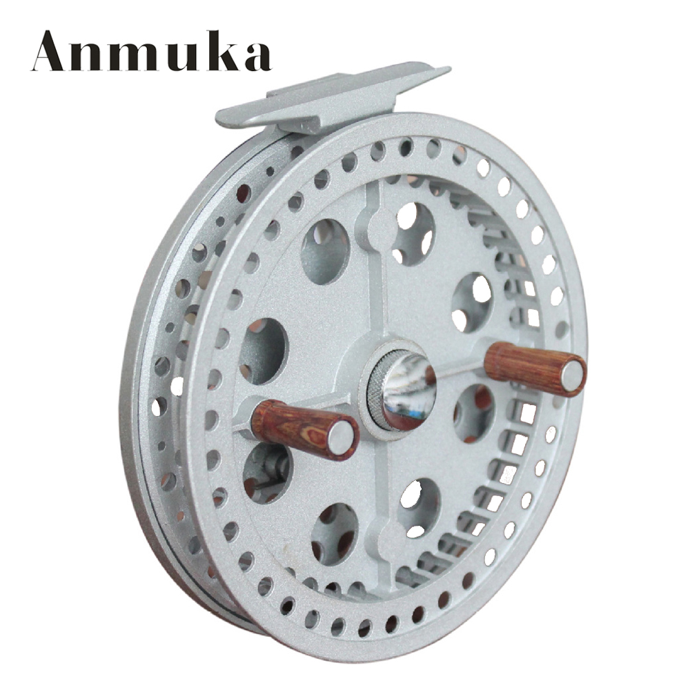Anmuka xt130af alloy 13cm diameter ice fishing reel for 13 fishing ice reel