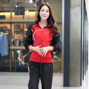 Image 5 - Спортивный костюм YIHUAHOO, для мужчин, 4XL, 5XL, 2 шт., комплект одежды, Повседневная Толстовка с капюшоном, спортивная одежда, спортивный костюм для женщин, MS 8558
