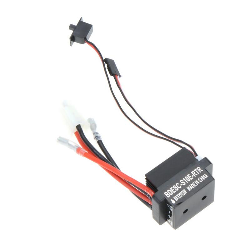 5pcs/lot High Quality 6-12V 320A Brushed Motor Speed Controller W/2A ESC for esc HSP/ HPI car 320a brushed motor speed controller esc for rc car ship