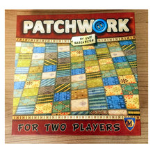 Patchwork Board Game duo battle Players Family Party Best Gift for Children Battle