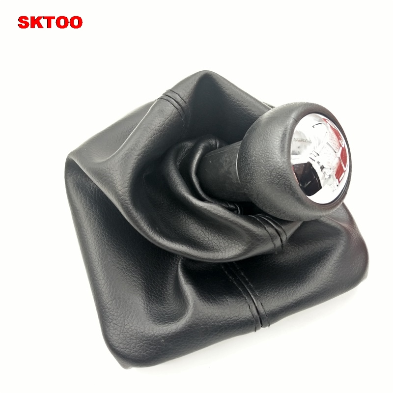 SKTOO Free Shipping for Peugeot 408 307 308 206 207 Citroen C2 Automatic Transmission Gear Shift Knob 5 Speed Free shipping