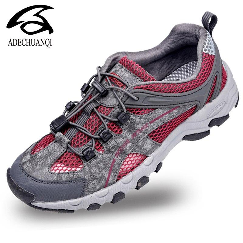 2019 nouvelles chaussures pour hommes confortables été respirant maille baskets en plein air pour printemps été hommes chaussures plates confortable décontracté Sho