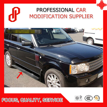 Automatic scaling aluminium alloy Electric pedal side step running board for Range Rover vogue 2006 2007 2008 09 2010 2011 2012