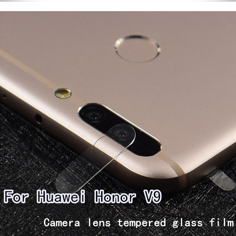 1Pc/2Pcs Dedicated camera protective film For Huawei Honor V9 Camera lens tempered glass film