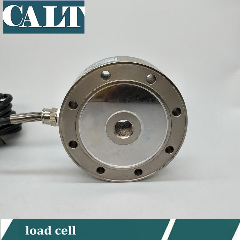 Large Capacity Wheel Spoke Type Weight Measuring Pressure and Force Sensor Weighing Scale Load Cell DYLF 102