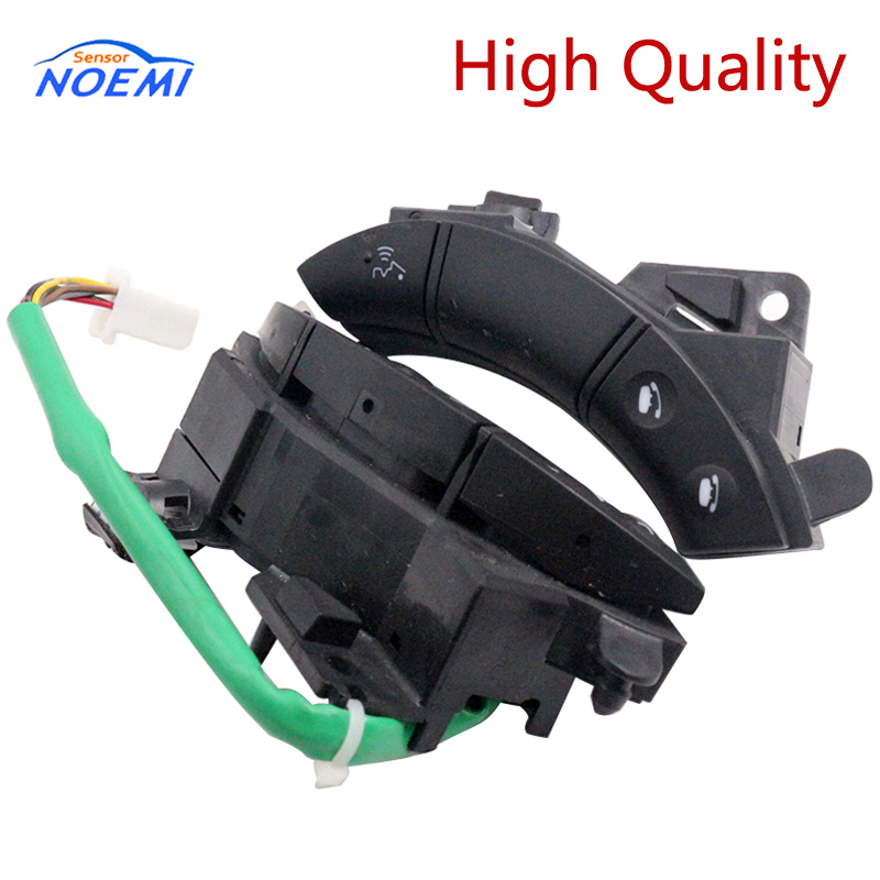 YAOPEI New black Color A Pair OEM 75B037 For Toyota Highlander Land Cruiser Steering Wheel Controls Switch YAOPEI New black Color A Pair OEM 75B037 For Toyota Highlander Land Cruiser Steering Wheel Controls Switch