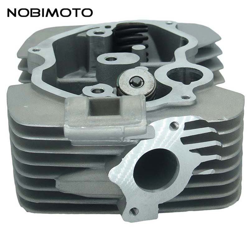 250cc CG250 Air Cooled Cylinder Head fit for Zongshen Loncin Lifan 250cc CG250 Air cooled ATV Dirt Bike Motorcycle GT-141 goofit cylinder kit for honda elite ch250 helix cn250 baja hammerhead roketa zongshen chinese water cooled 250cc atv dirt bike