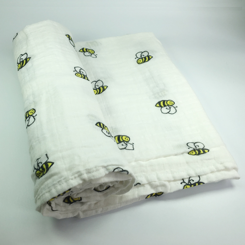 2019 Aden Anais Muslin Baby Blanket Swaddling Baby Swaddle Envelopes Blankets For Baby Cotton Bath Towel Envelopes For Newborns in Blanket Swaddling from Mother Kids