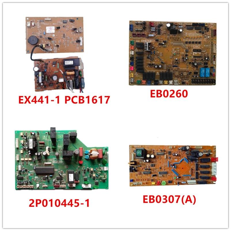 EX441-1 PCB1617  EB0260   2P010445-1   EB0307(A) Used Good Working