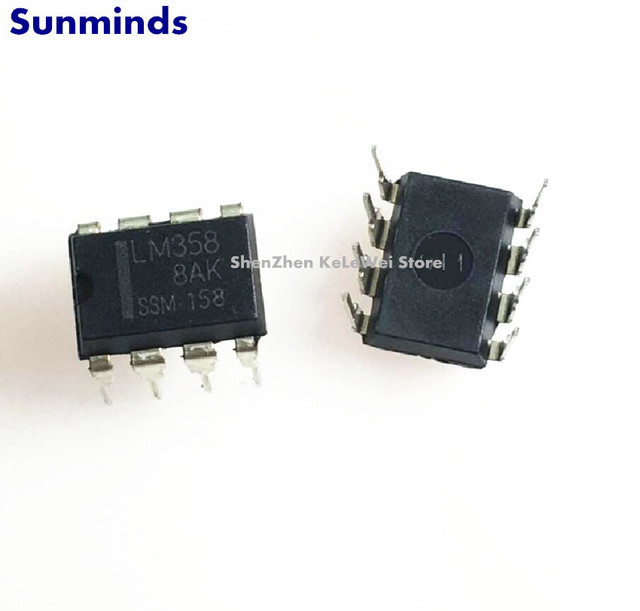 500 pz/lotto LM358 LM358N LM358P