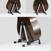 SK20 Alloy Guitar Stand Universal Folding For Acoustic Electric Guitars Guitar Floor Stand Holder Excellent Top