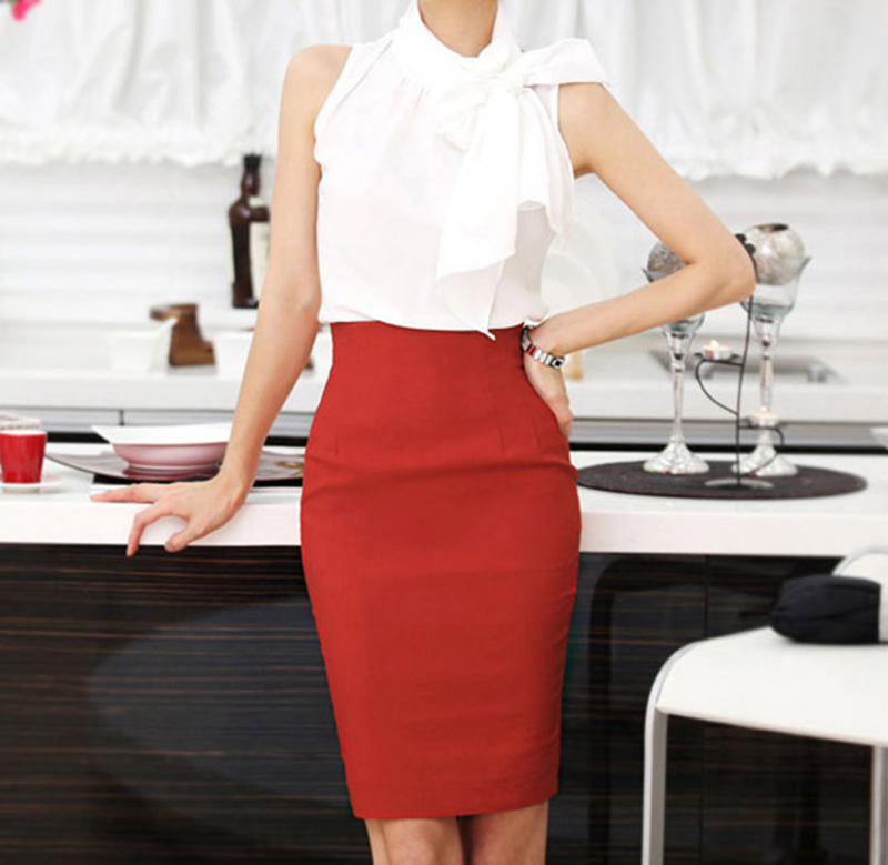 Aliexpress.com : Buy Summer Korean Fashion Women's Skirt High ...
