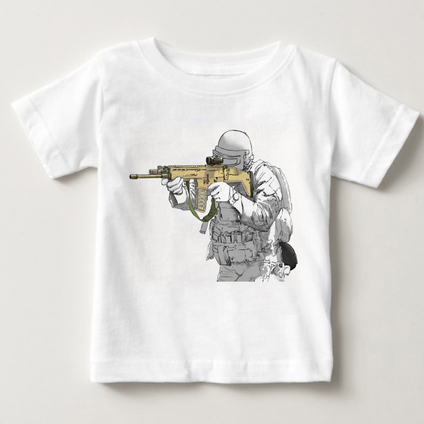 pubg Gaming T Shirts Tees boy shirt Casual Apparel Fashion battle royale playerunknowns battlegrounds winner children T-Shirts