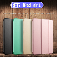 Luxury PU Leather Case For IPad Air For IPad 5 Case Cover New Smart Cover Magnetic