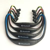 S9 Écouteurs de Sport Sans Fil Bluetooth Casque Support TF/SD Carte Microphone Pour Téléphone