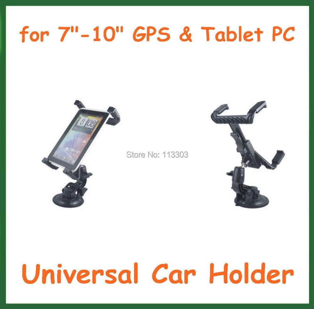 50pcs <font><b>Universal</b></font> Windscreen Car <font><b>Mount</b></font> <font><b>Holder</b></font> Adjustable Width for iPad 2 Air 7-10 inch <font><b>Tablet</b></font> PC Headrest Suction <font><b>Cup</b></font> <font><b>Holder</b></font> Set