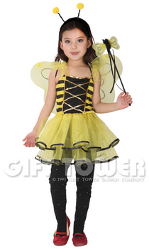 new yellow bee design costumes halloween costumes for little girls cute party girl dresses retail - Bee Halloween