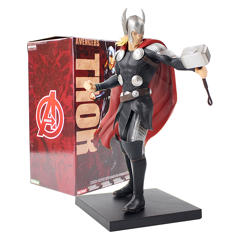 Marvel Thor Artfx Statue Model Kit Action Figure Collectible Model Toy