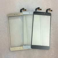 For Xiaomi Redmi Note 4X Touch Screen Glass Digitizer Panel With Sensor Flex Cable Tested Free