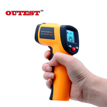 Big sale Original Digital Infrared thermometer GM300 -50~420C(-58~788F) IR LCD display non contact infrared thermometer
