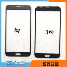 10Pcs/Lot Black Color Front Outer Glass With OCA Laminated For Samsung Galaxy J727 J737
