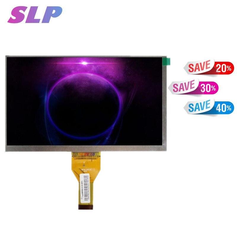 Skylarpu 7 дюймовый ЖК дисплей Матрица для общего спутникового планшета GS700 внутренний ЖК экран панель Замена модуля объектива