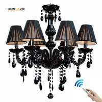 Modern led chandeliers with remote control for living room bedroom Kitchen Lights luminaria led indoor home lustres e pendentes