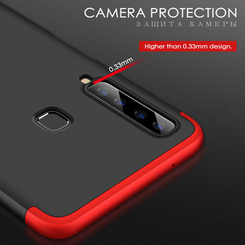 360 Shock-proof Protective Case For Samsung Galaxy A9 1